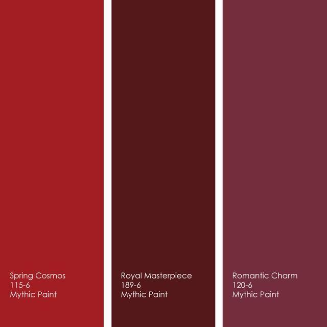 Great Maroon Color Scheme 3