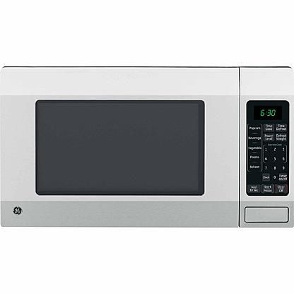 Ge Appliances 1 6 Cu Ft Countertop Microwave Oven Stainless