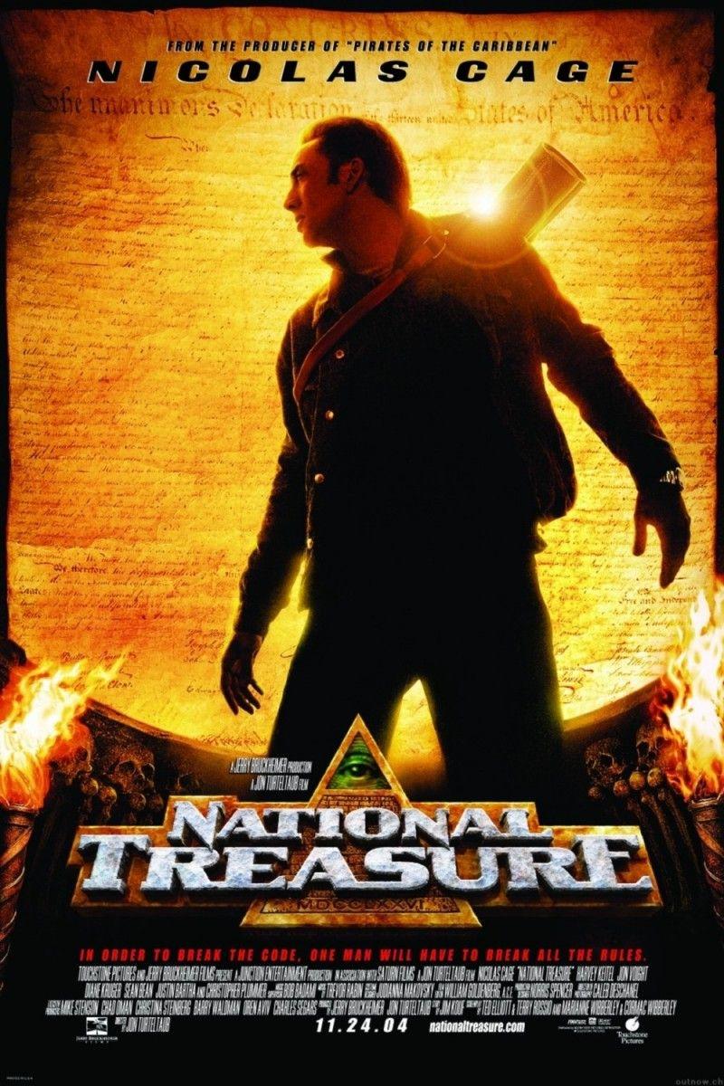 Sale national treasure movie