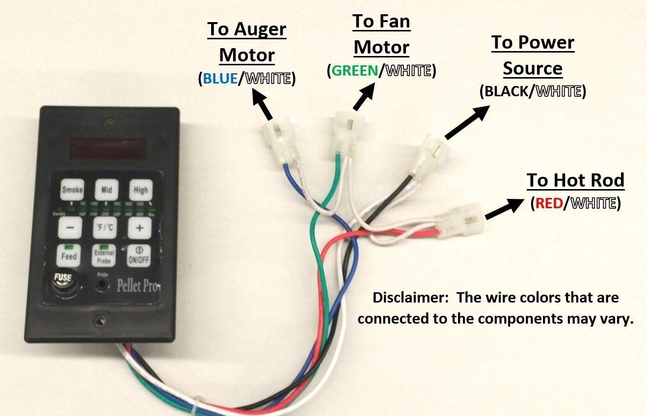Traeger Controller Wiring Diagram from i.pinimg.com