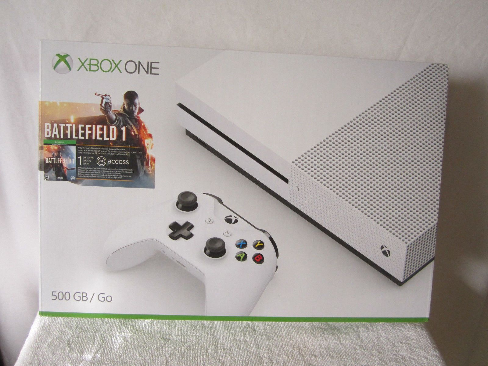 Xbox One S Controller Ebay