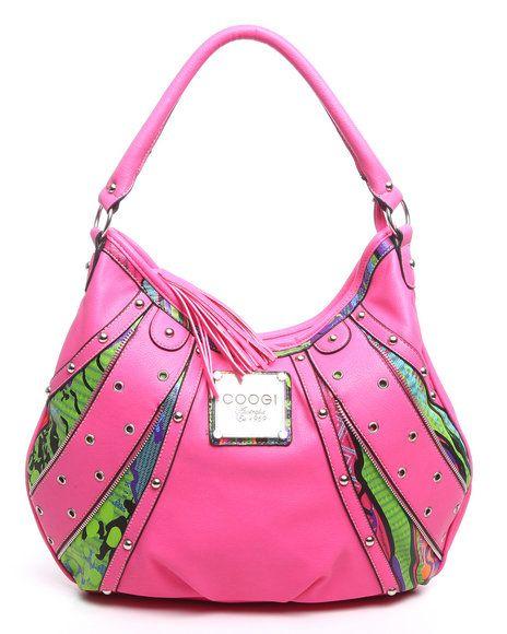 DrJays.com - Detailed Images of Yasmeen Hobo handbag by COOGI
