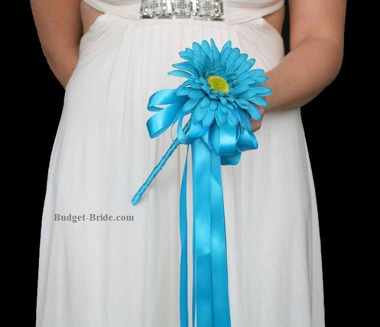 Small blue wedding bouquet ideas, small bridesmaid bouquets, royal ...