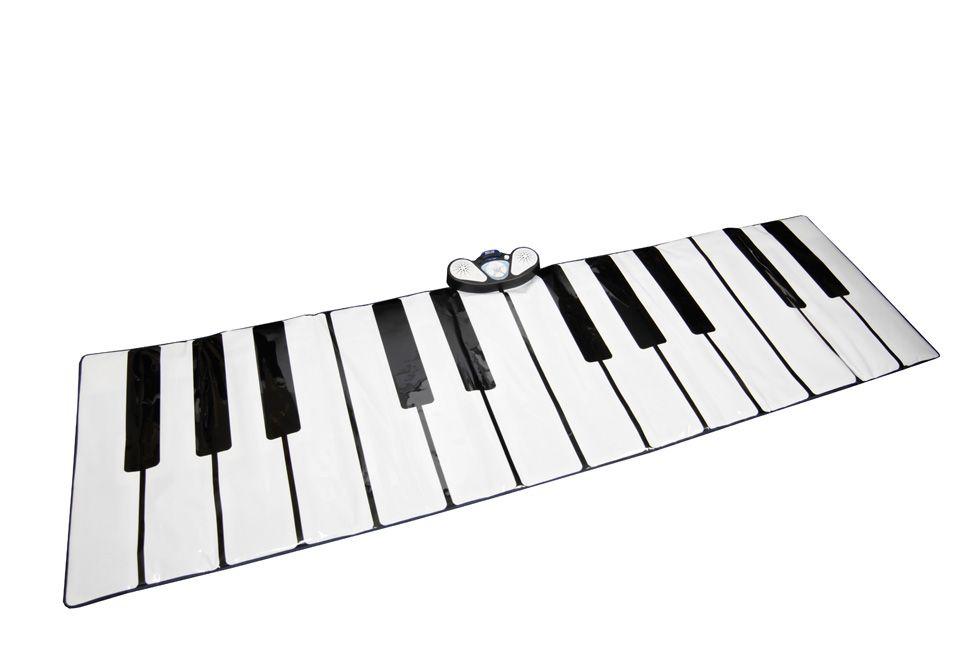 Giant Piano Mat Sharper Image Piano Piano Play Mat Music
