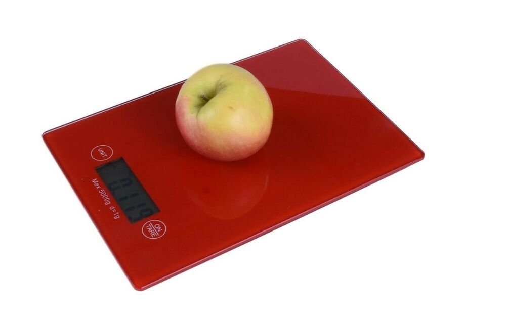 5kg//1g Kitchen Digital Scale LCD Electronic Balance Food Weight Postal Diet AU