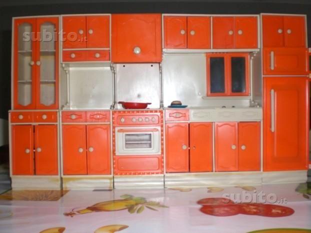 cucina per bambole galletti galba - anni-70   Barbie   Pinterest ...