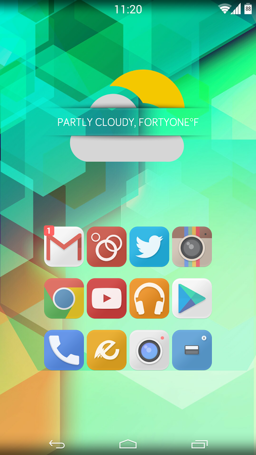 Pin oleh Themer di Icon Packs for Themer
