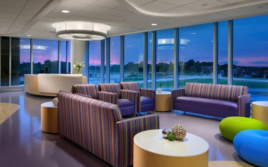 Children's Hospital Of Illinois Hospital design