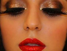 Moulin Rouge Makeup Google Search Rouge Makeup Cabaret Makeup Makeup