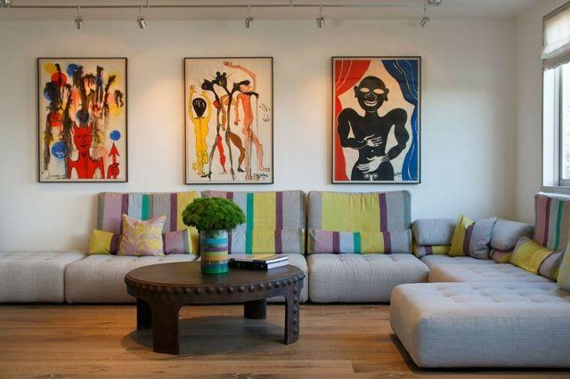 Stilvolle Einrichtung mit exotischer Deko – Altbau bekommt neuen ...