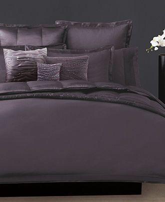 Donna Karan Bedding, Modern Classics Haze Collection   Bedding Collections    Bed U0026 Bath