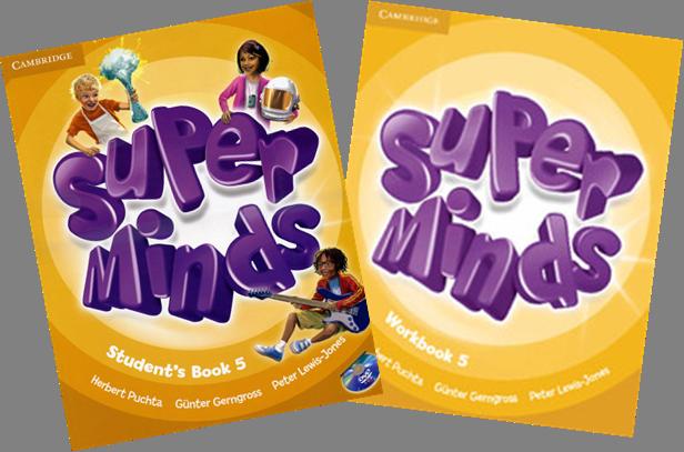 Super Minds 5   Cambridge Super Minds 1-6 (PDF Download