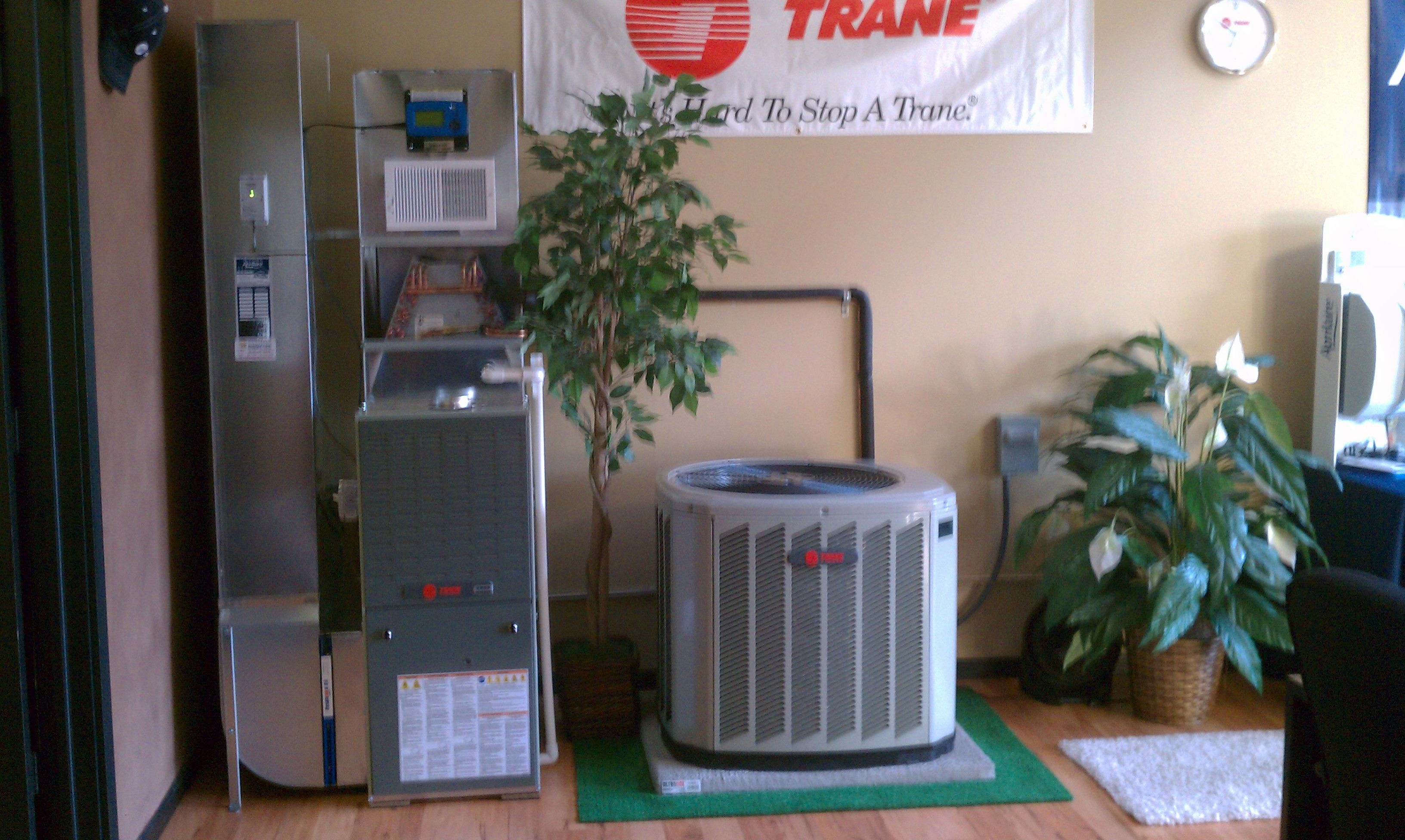 Your Authorized Trane Dealer Heating And Cooling Trane Shorewood