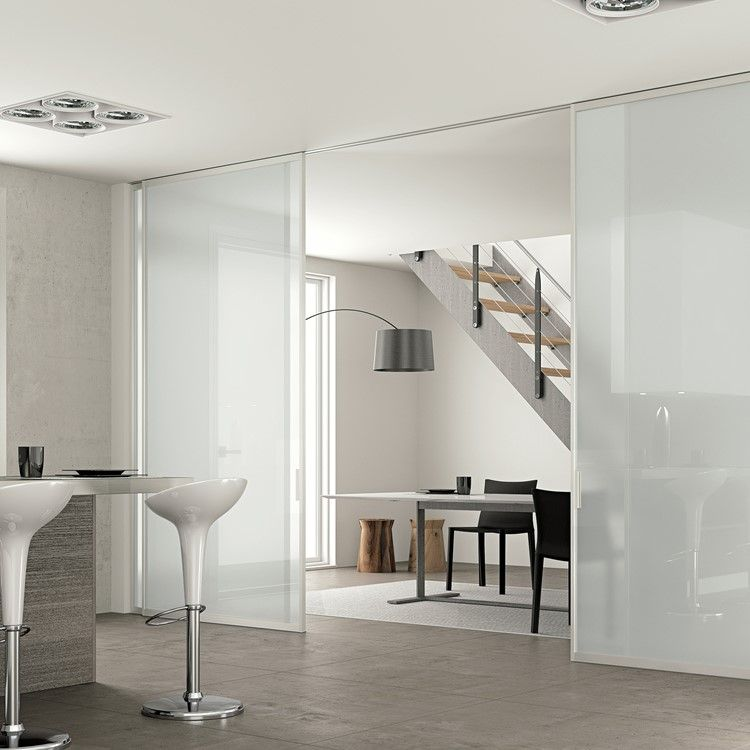 Pin di GDA Studio su Scorrevoli | Porte vetro scorrevoli, Porte ...