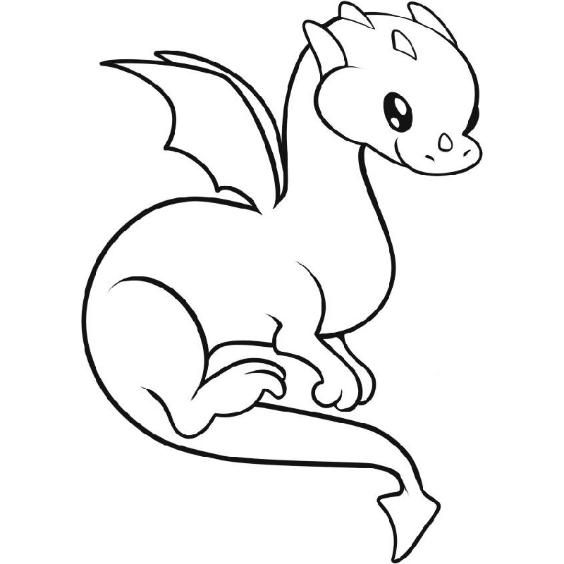 Baby Dragon Coloring Pages Dragon Coloring Page Coloring Pages Halloween Coloring Pages
