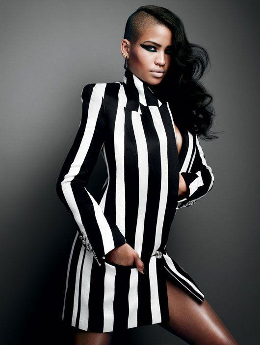 Azealia Banks & Cassie Ventura pour V Magazine #80 par