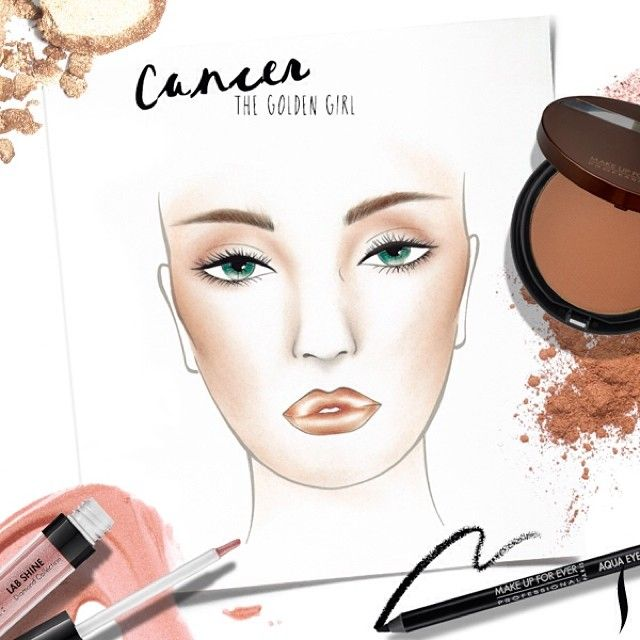 Happy Birthday Cancers Pick Up Your Free Makeupforever Official