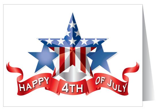 Patriotic American July4th Greetingcard Png 543 378 4th Of July 4th Of July Images Happy Fourth Of July