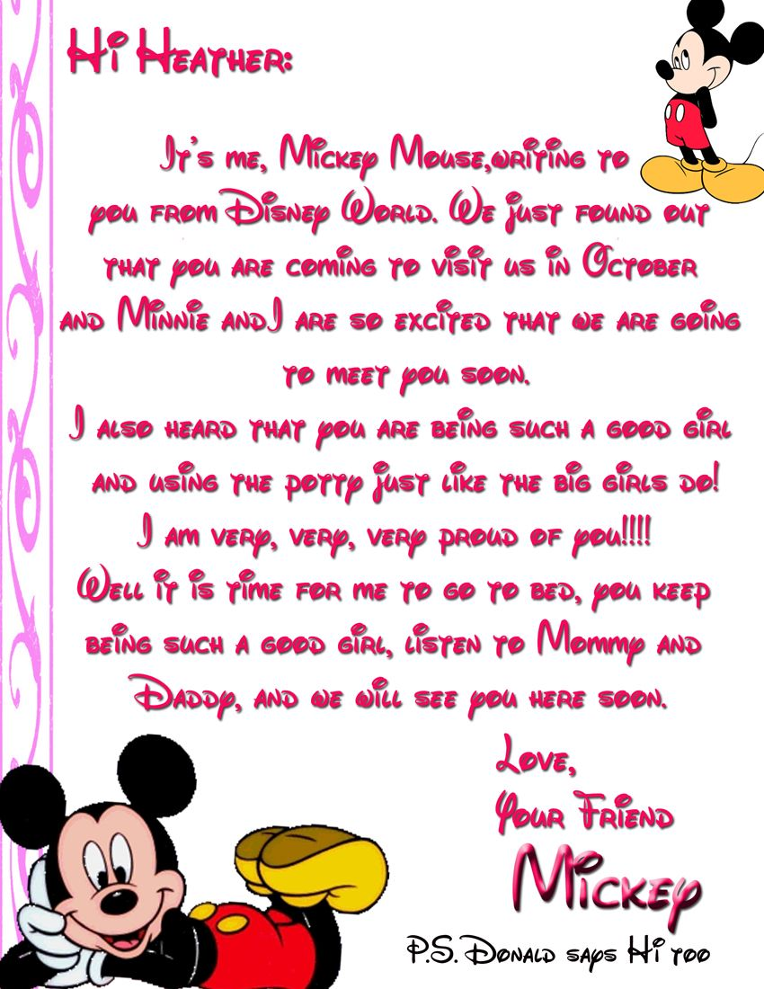 character letters from disney too cute disney pinterest characters disney trips and. Black Bedroom Furniture Sets. Home Design Ideas