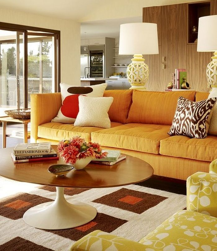 50+ Spring Color Home Decor Living Rooms_14