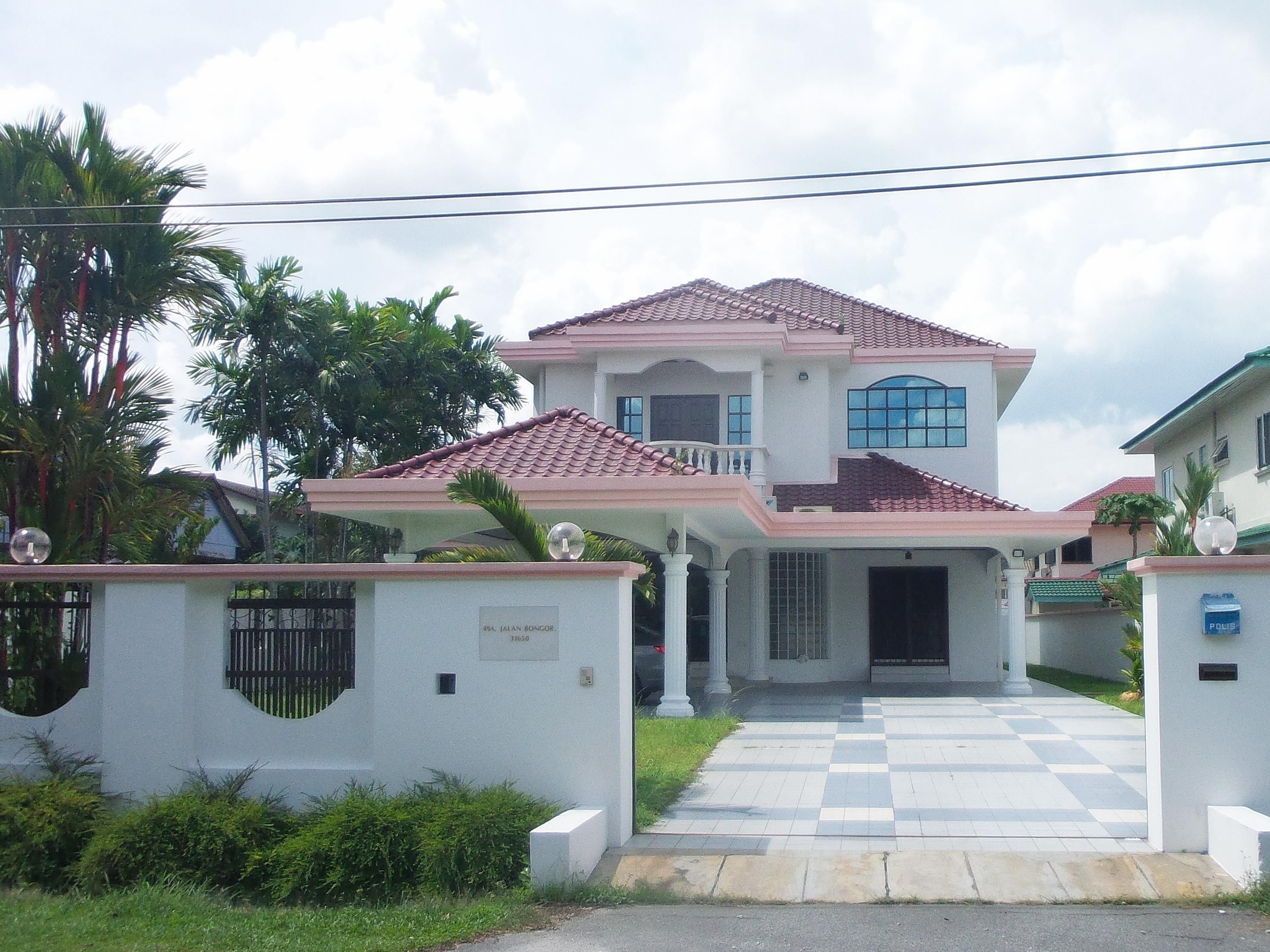 Ipoh Pasir Puteh Bungalow Homestay Malaysia Asia Set In A Prime Location Of