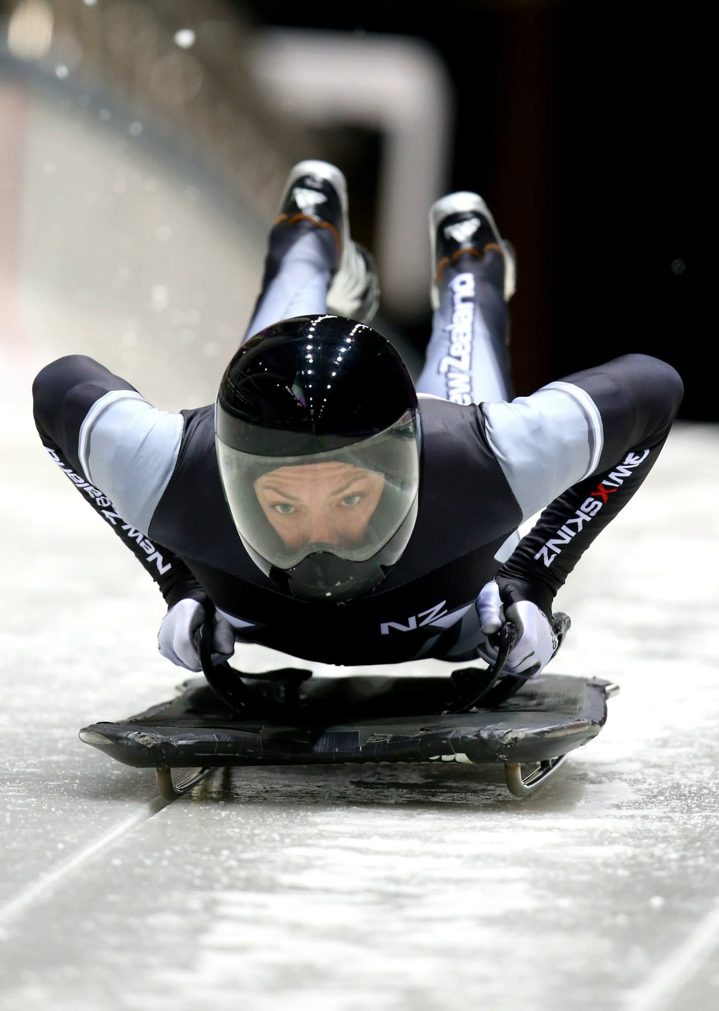 New Zealand luge Sochi2014 (With images) Luge, Winter