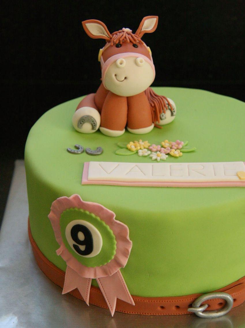 Populair Paard taart | Taarten | Pinterest - Cake, Horse cake en Fondant #JN02