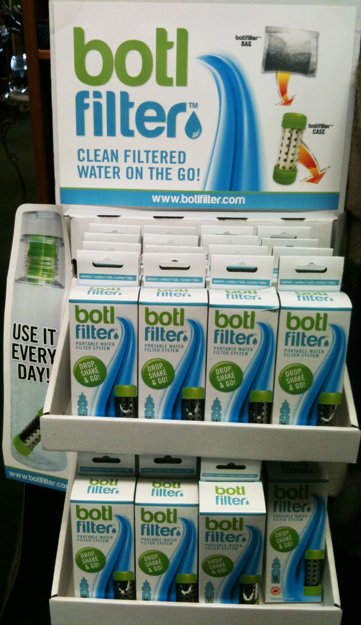 portable filtration wherever you go