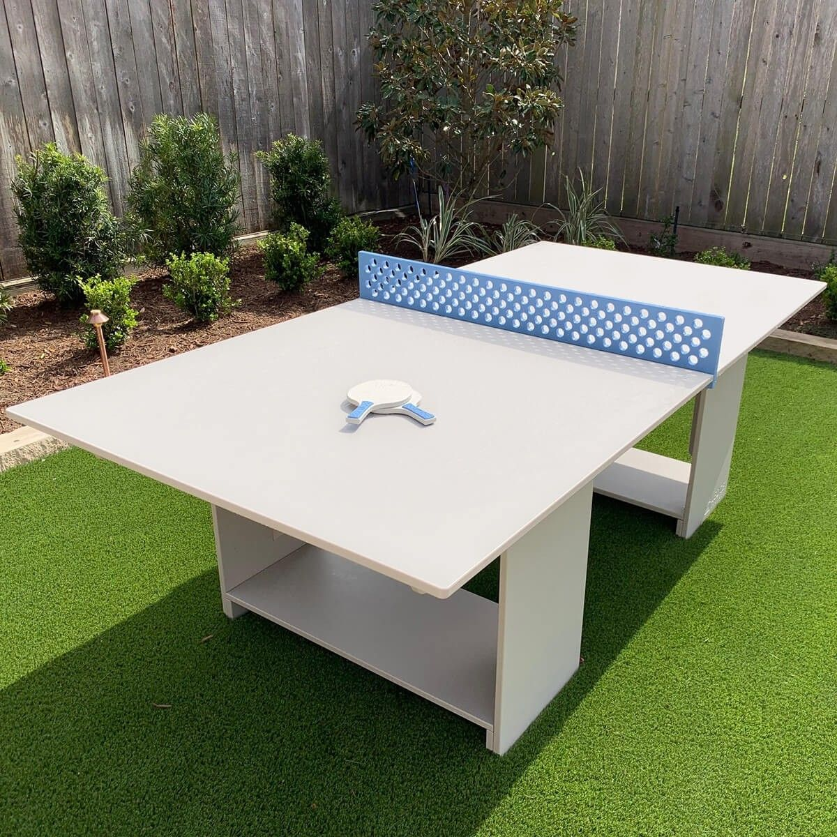 Games ping pong table ledge lounger outdoor ping pong