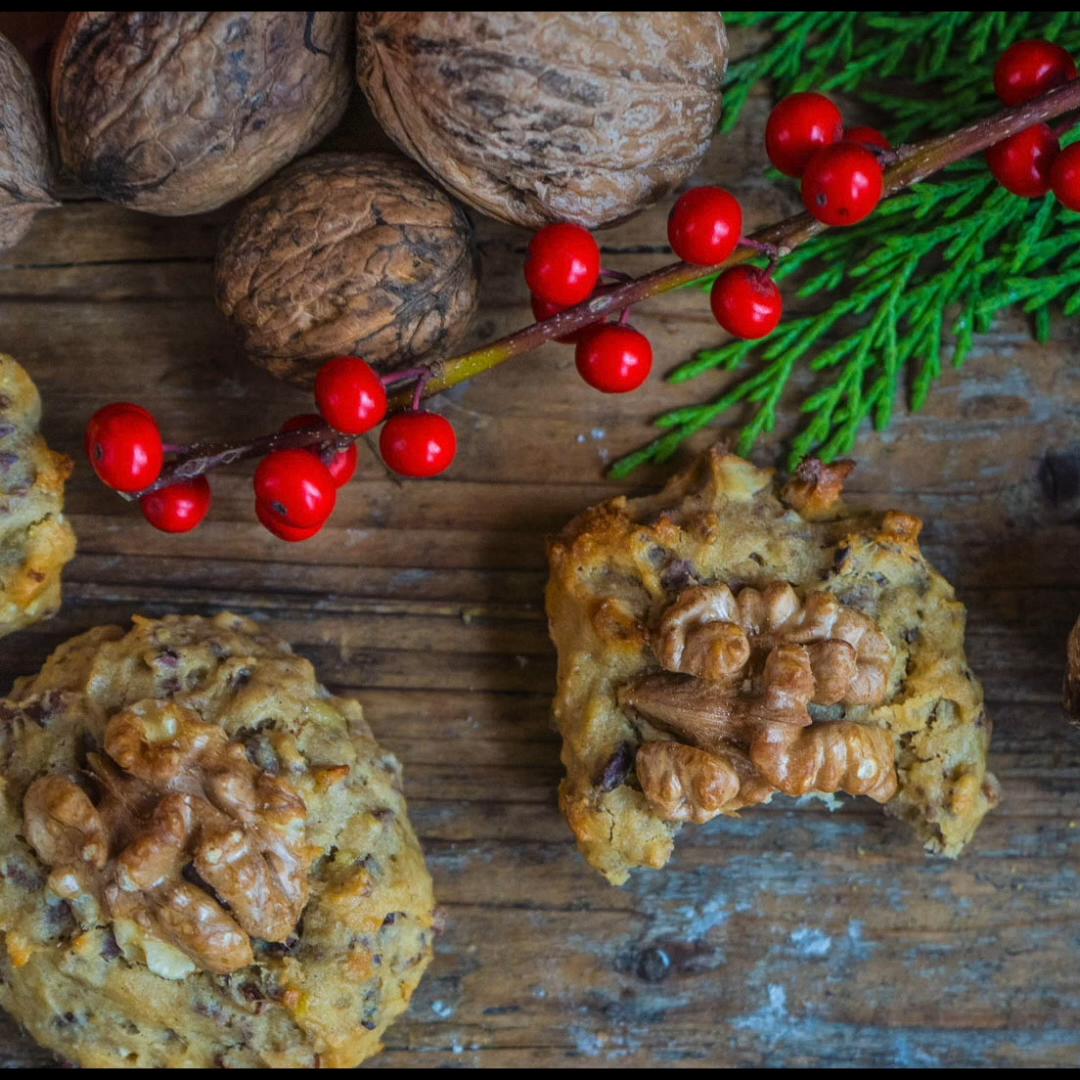 gesunde bananenbrot cookies rezept desserts gesunde. Black Bedroom Furniture Sets. Home Design Ideas