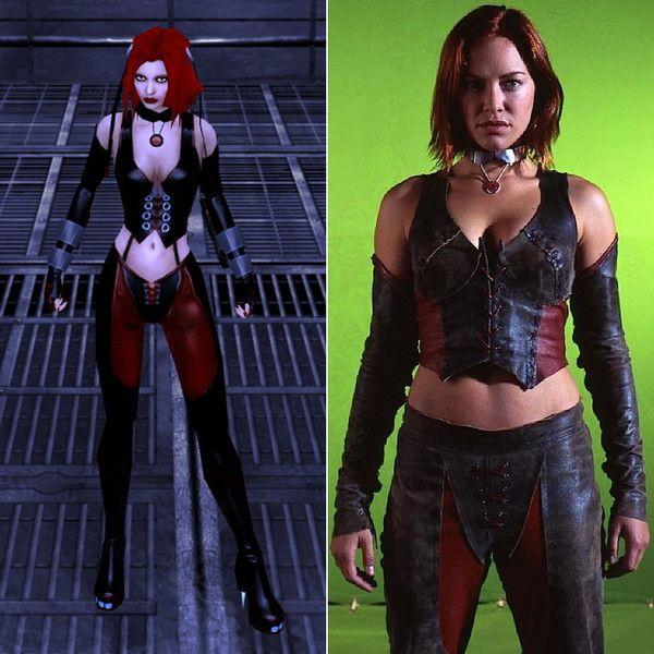 Kristanna Loken In Bloodrayne Video Games Xbox Video Games