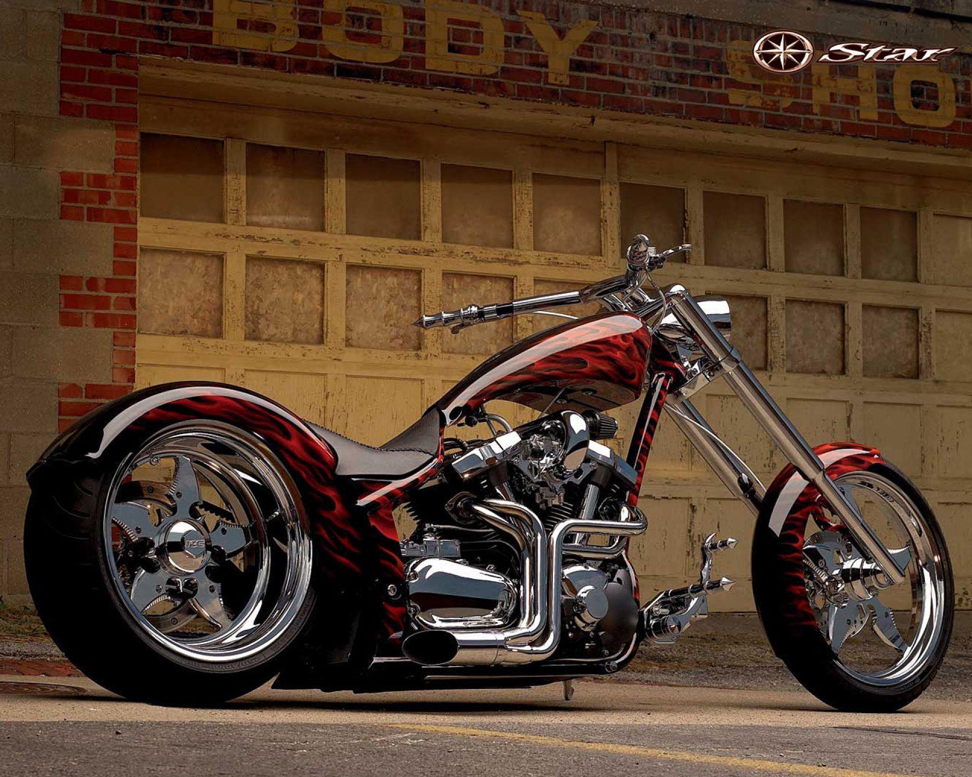 chopper vehicles motorbikes - photo #30