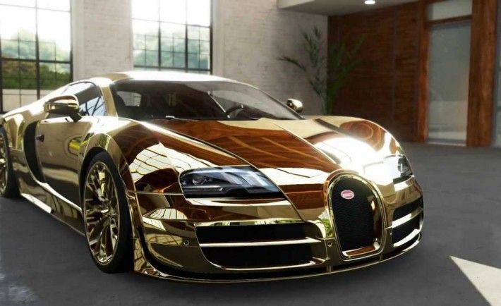 Top 10 Fastest Cars In The World - How Africa