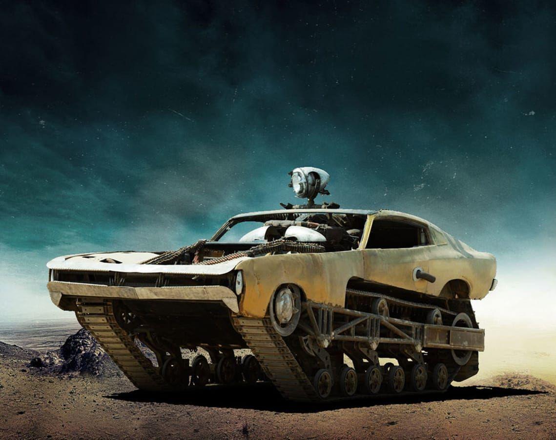 Most Insane Mad Max Cars Car max, Doof warrior, Mad max