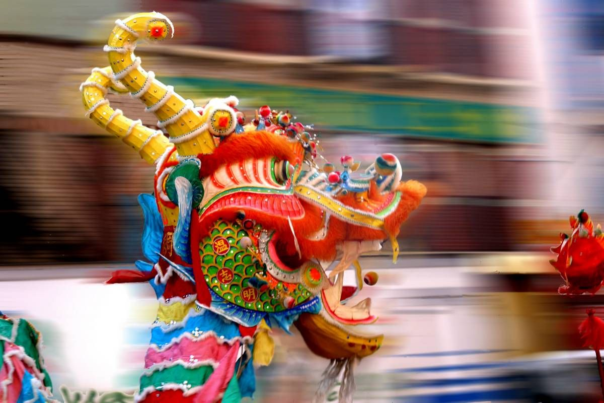 Chinese Lunar New Year Parade February 14, 2016 at 1 pm