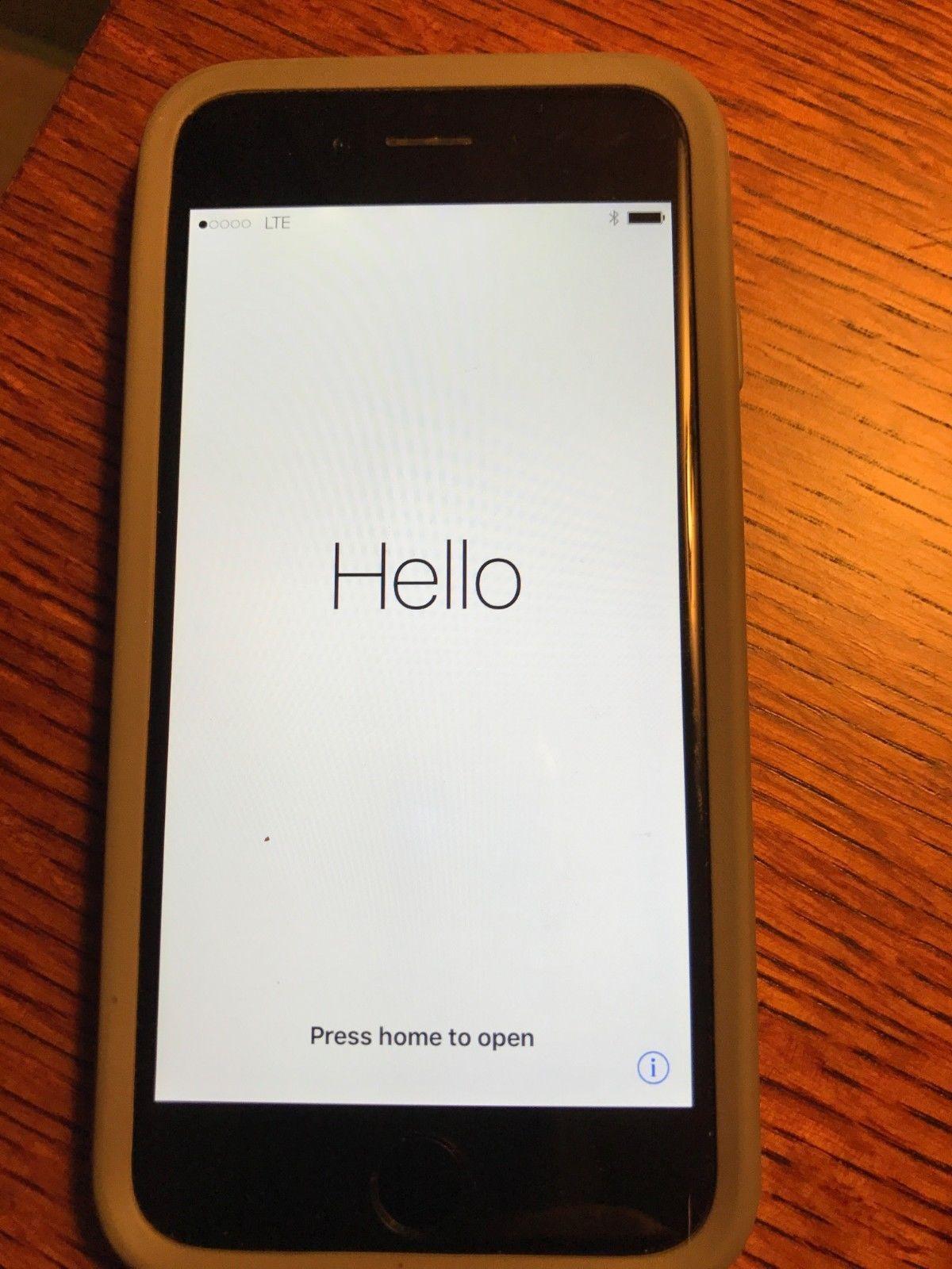 Apple iPhone 6 - 64GB - Space Gray (Verizon) Smartphone  https://t.co/EqpUFBt7J1 https://t.co/kAKwiw8E40