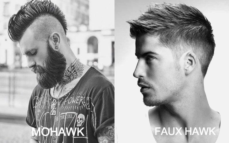 20 Awesome Mohawk Hairstyles For Men Mohawk Hairstyles Men Mohawk Hairstyles Haircuts For Men