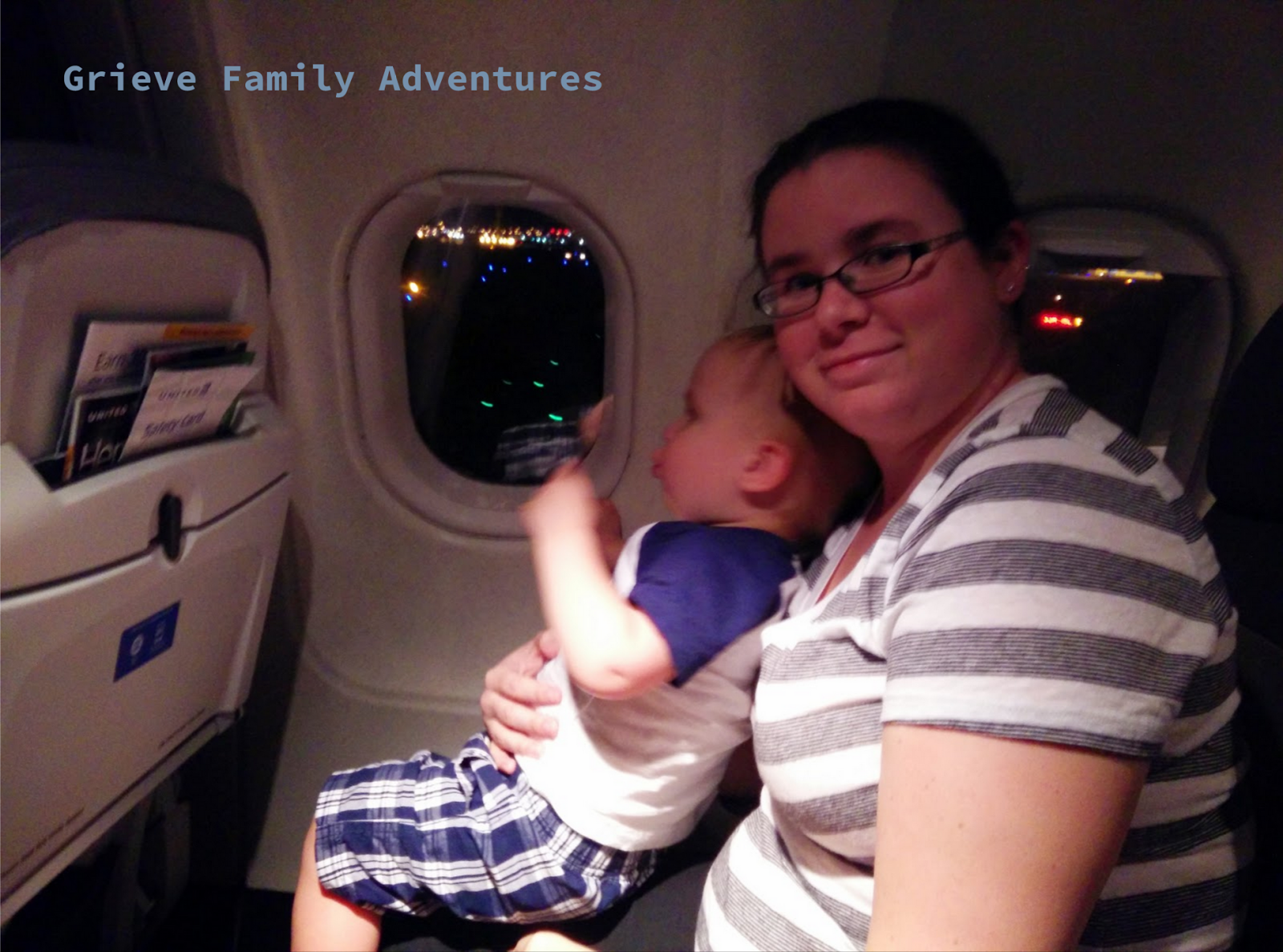 Grieve Family Adventures: Flight-related Travel Tips