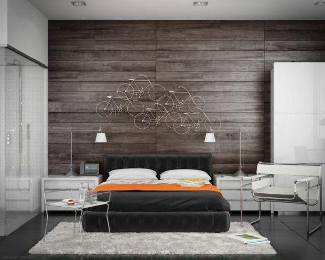 Décoration de chambre - 55 idées de couleur murale et tissus | Safari