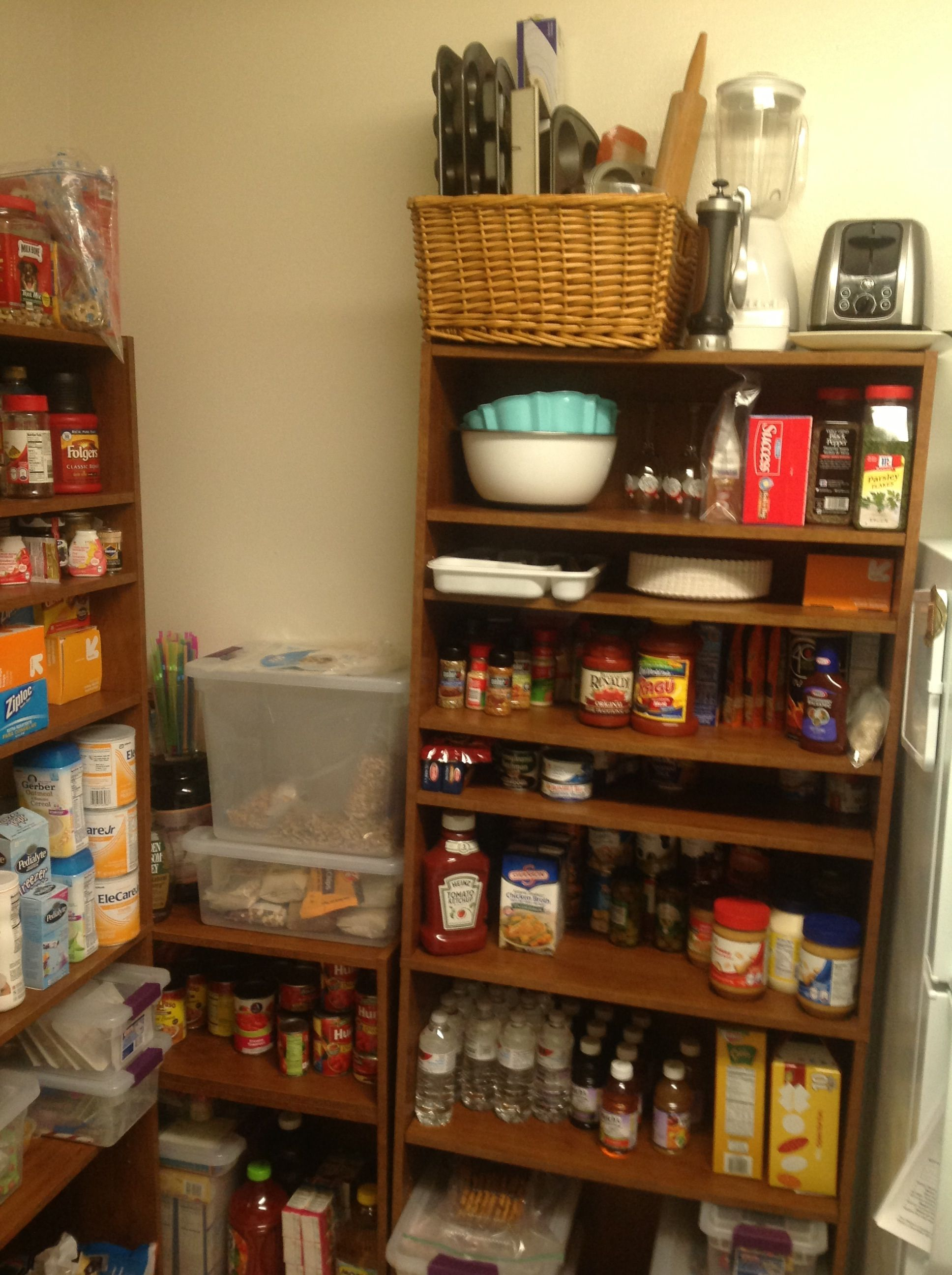 bookcases in the kitchen for cheap easy no pantry apartment organization apartment on kitchen organization no pantry id=48949