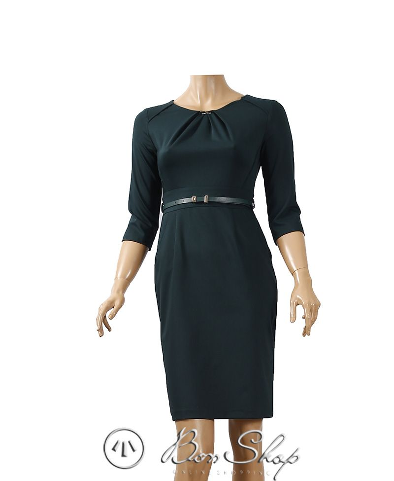 Tund Yasil Paltar Mary Bella Dresses Fashion Dresses For Work