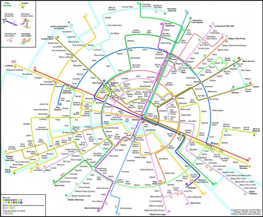 Paris Metro Map 2016.Unknown Living Room