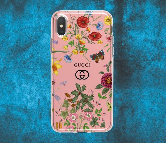 6f4b1773e3 Inspired by GUCCI iPhone Xs Max case Samsung Note 9 iPhone X Case Galaxy S9 Case  iPhone 8 Plus Case