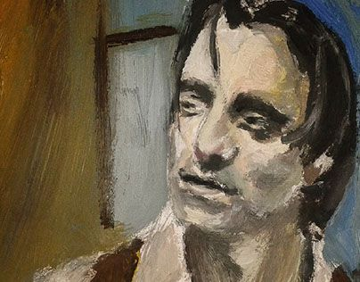 "Check out new work on my @Behance portfolio: ""Andy Garcia ""Modigliani"""" http://on.be.net/1W6l1IU"