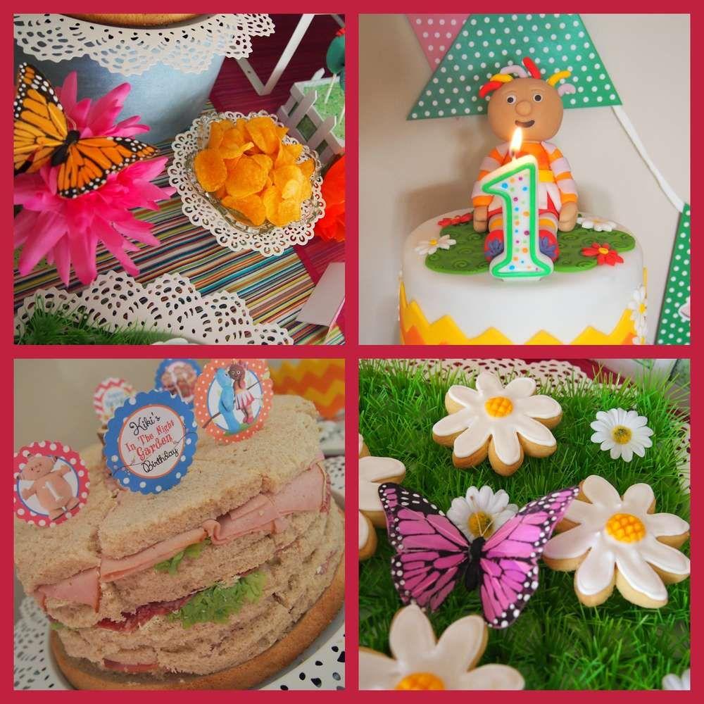 In The Night Garden Birthday Party Ideas   Pinterest   Night garden ...