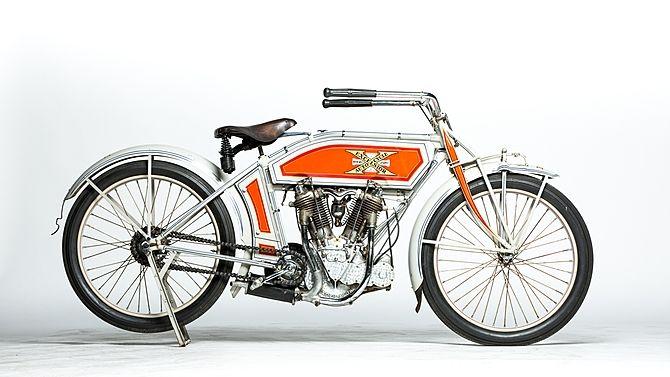 1913 Excelsior Twin Mecum Auctions Henderson Motorcycle Mecum Auction Excelsior