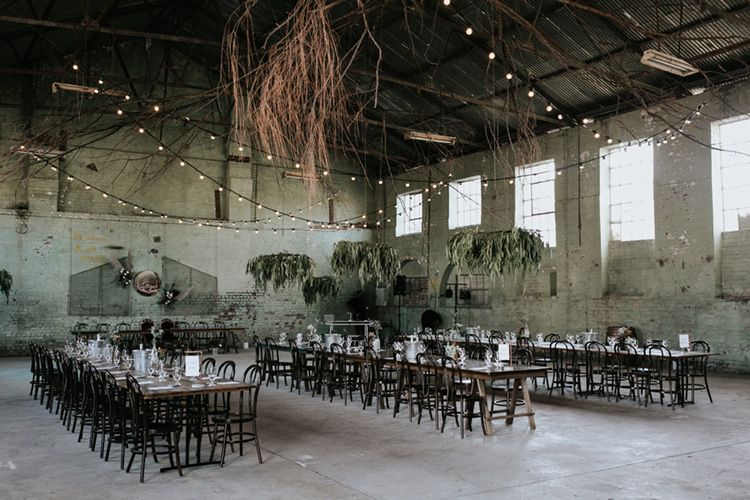 The Foundations Portland Wedding Josh Katie S Industrial Chic Wedding Industrial Wedding Venues Portland Weddings Best Wedding Venues