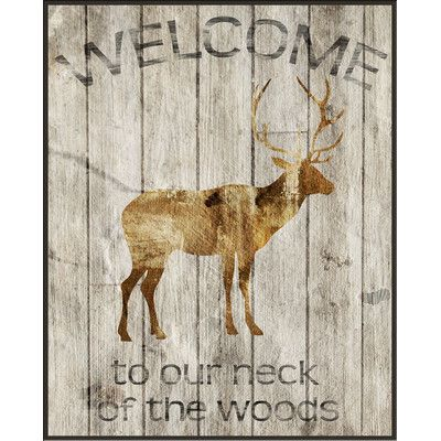 PTM Images Our Neck of the Woods Giclée Framed Art