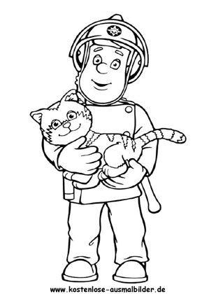 Ausmalbilder Eurer Lieblingshelden Zum Drucken Kinder Malvorlagen Und Windowcolor Ausmalbilder Feuerwehr Ausmalbilder Feuerwehrmann Sam Ausmalbilder