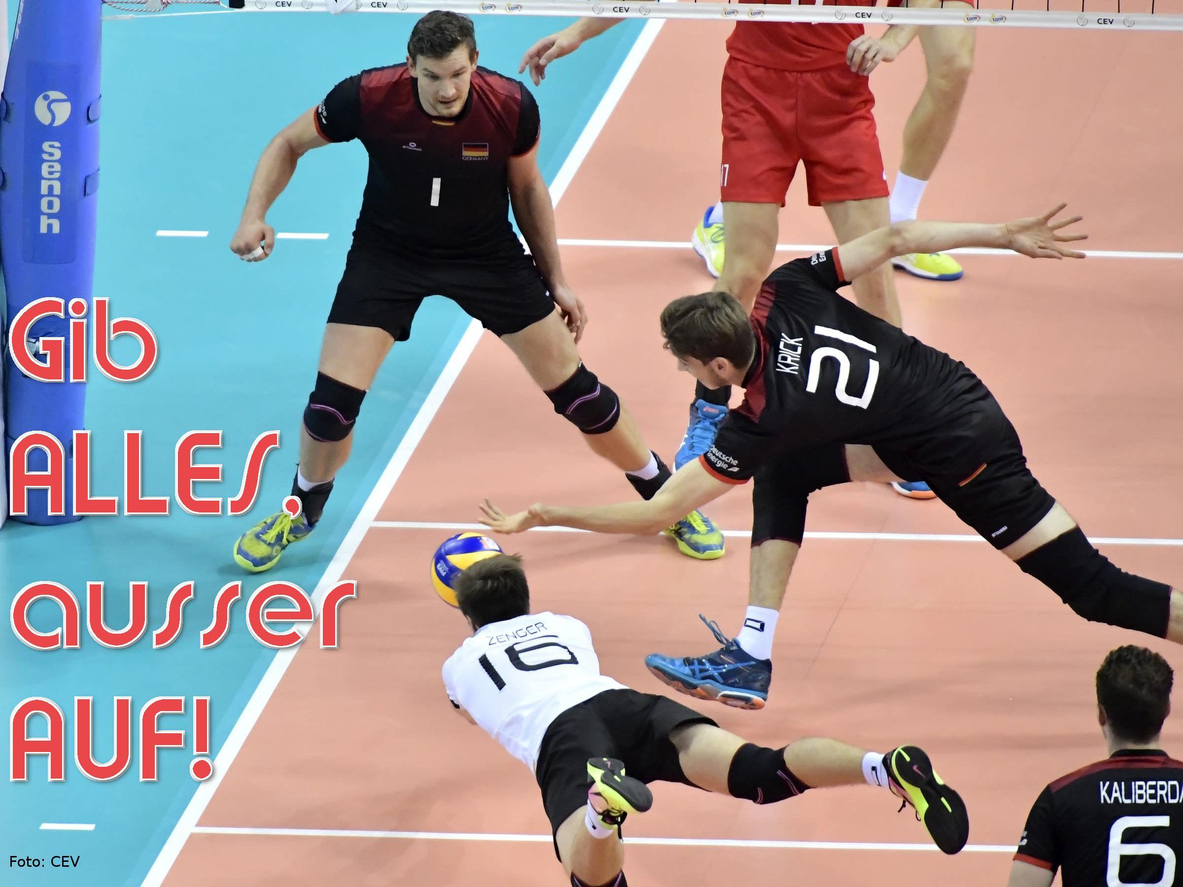 Volleyball Tipps
